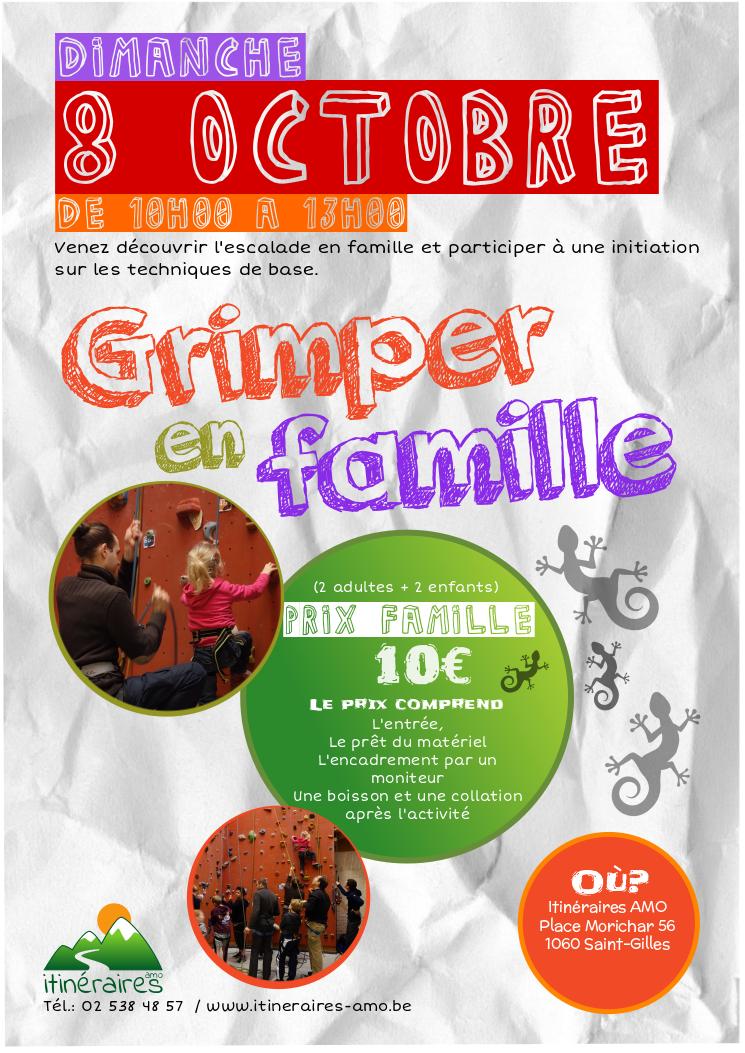 Grimper en famille octobre 2017