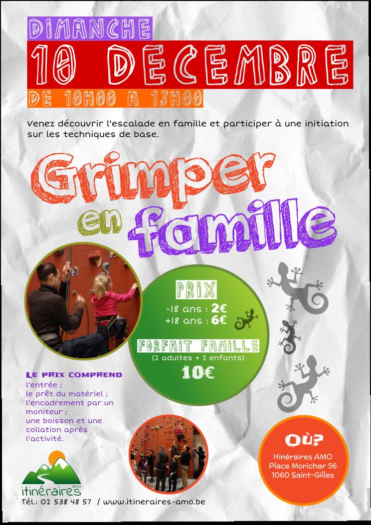 Grimper en famille 10-12-2017